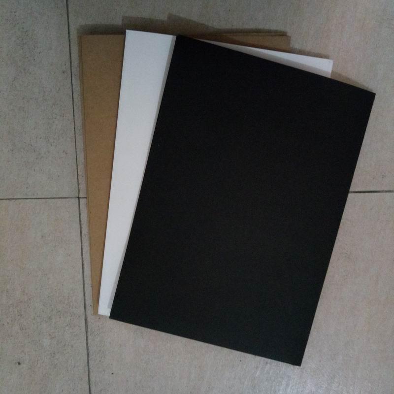 Wholesale 100 pcs A4 paper file folder with pocket kraft colors to chose Size 22 31cm