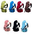New Breathable Four Seasons General Baby Carrier Baby Infant Wrap Sling Baby Backpacks Cotton Kids Sling Carriage