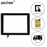 Srjtek 8 For Prestigio Multipad 2 8 0 PMP7280C DUO 3G Touch Screen Digitizer Glass Sensor
