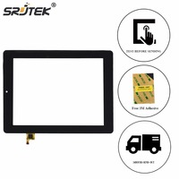 Srjtek 8 For Prestigio Multipad 2 8 0 PMP7280C DUO 3G Touch Screen Digitizer Glass Sensor