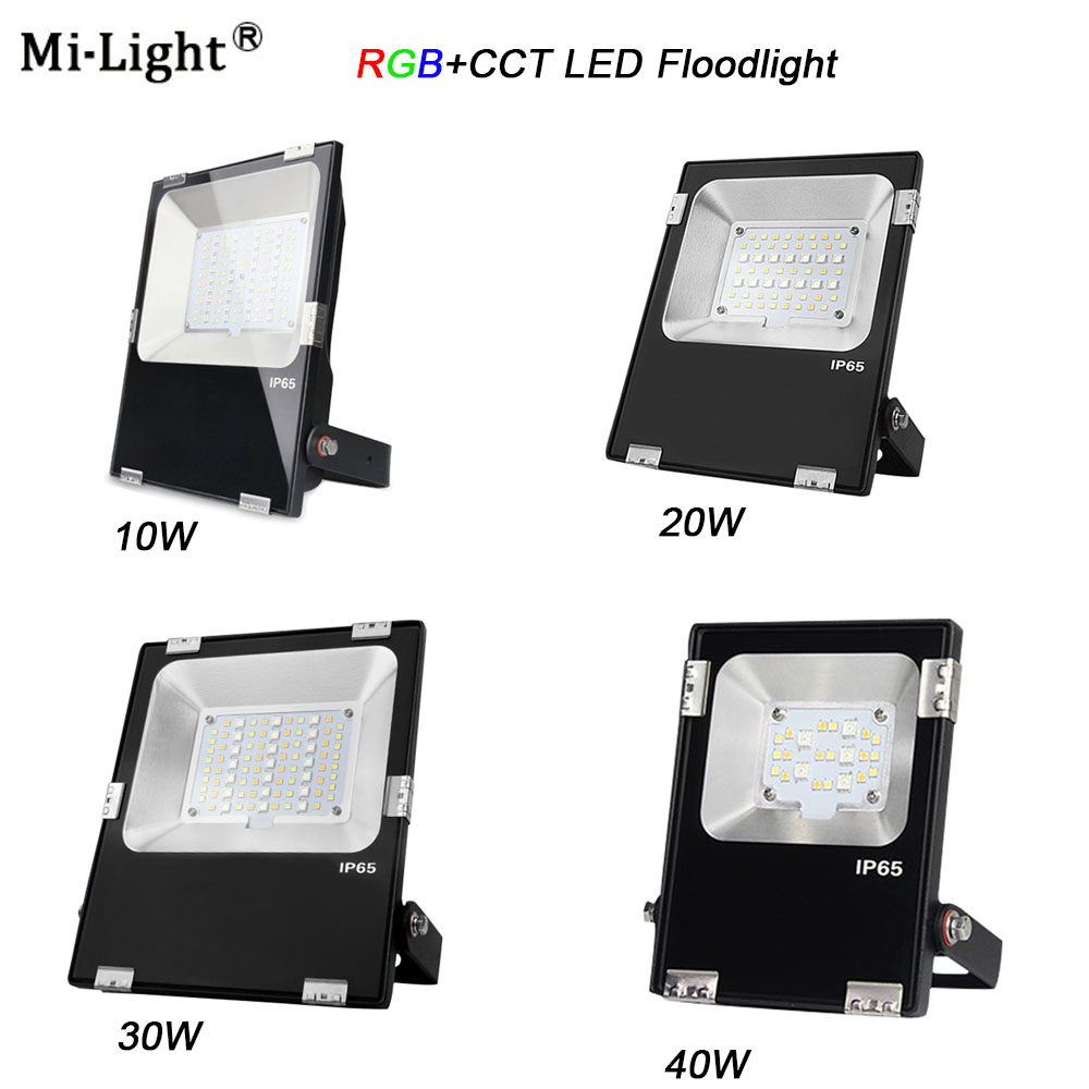 MiBOXER FUTT02/ FUTT03/FUTT04 /FUTT05/FUTT06 10W/20W/30W/50W RGB+CCT LED Flood light AC100-240V DC24V IP65 Outdoor Garden Light MiBOXER FUTT02/ FUTT03/FUTT04 /FUTT05/FUTT06 10W/20W/30W/50W RGB+CCT LED Flood light AC100-240V DC24V IP65 Outdoor Garden Light