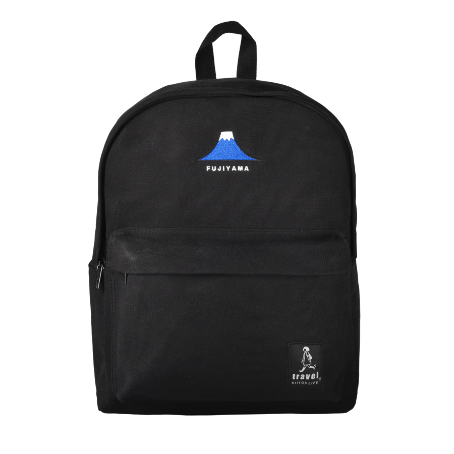 Kiitos Life Canvas embroidery backpacks for girls and boys in travel series(FUN KIK store) john bradley store wars the worldwide battle for mindspace and shelfspace online and in store
