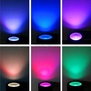 Image 5 - UV + RGB אפקט 30W COB LED שלב לשטוף אור, אלחוטי מרחוק וdmx Contol LED עבור DJ חתונה מסיבת בר מועדון LED מנורות