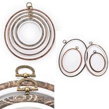 12-29 см практичные кольца для вышивки, набор рамок, бамбуковые деревянные кольца для вышивки, кольца для рукоделия, инструменты для рукоделия