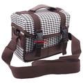 Deluxe DSLR Camera Shoulder Bag case Photo Video Gadget Bag for N J1 J2 V1 V2 DSLR D90 D3200 D3100 D5200 D5100 D5000 D3000