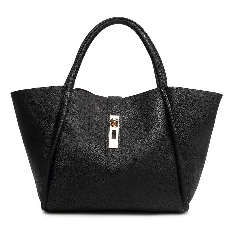 все цены на  2017 New Fashion women messenger bags PU leather ladies brand  zipper bag Famous  tote shoulder bag women handbags female bolsas  онлайн