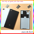 TD-SCDMA /GSM Original moble phone back  Housing Back Cover Replacement For Xiaomi M3 Mi3 Back Battery Door Case with tray
