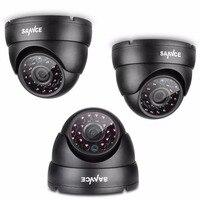SANNCE 1200TVL CCTV Camera 1280*720P 1.0MP HD Waterproof Camera With IR-Cut Night Vision For Surveillance System