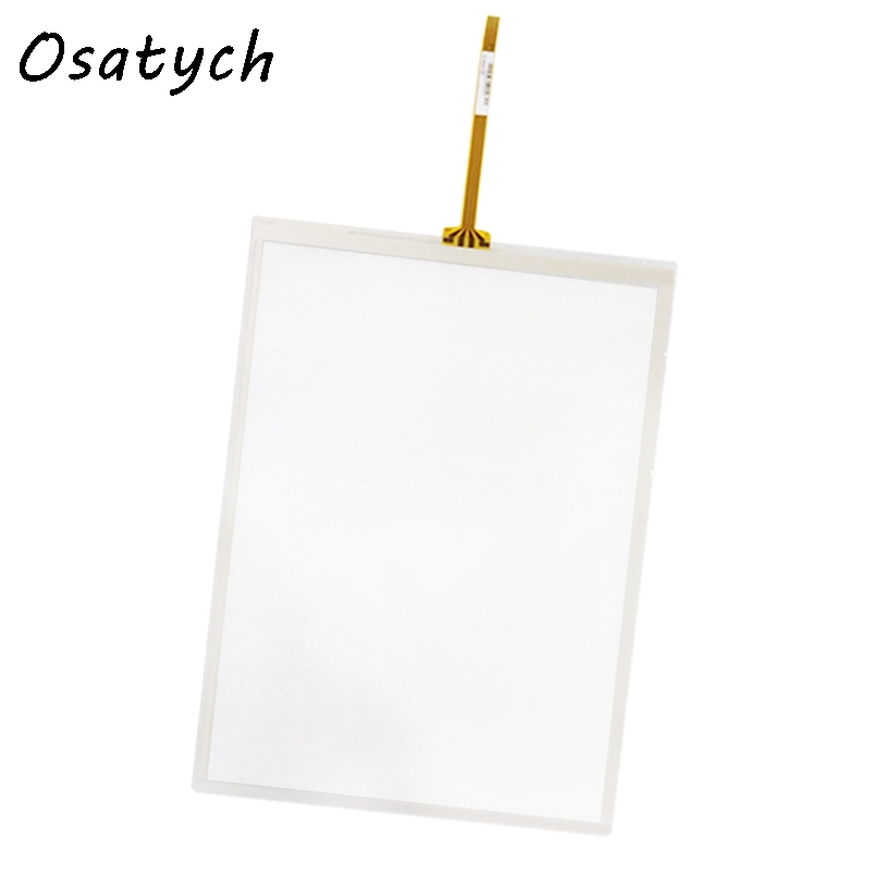 8.4 Inch 4Wire Resistive Touch Screen Panel for Compatibility P/N:E740543 118*142mm Touch Panel Glass цена