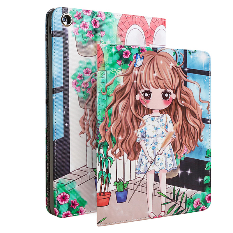 For Apple iPad Air Case PU+TPU Cover Smart Case Shockproof 9.7 inch for iPad Air Soft Full Protect with Stylus Pen tpu case cover for ipad air