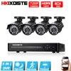 8CH CCTV System 1080P HDMI Output Video Surveillance DVR KIT With 4PCS 2000TVL 720P Nightvision Home