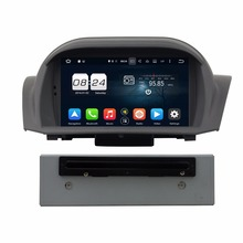 1024*600 Octa Core 7″ Android 6.0 Car Radio DVD GPS for Ford Fiesta 2011-2016 With 2GB RAM Bluetooth 4G WIFI USB 32GB ROM