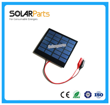 Solarparts1.5W/6V polycrystalline Waterproof Charger DIY Solar panel power for light led /science outdoor Factory price Retail