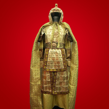 China TV Movie drama battle armour Medieval Battle fields Emperor Fighting Outfit Ancient Chinese generals armor costume uniform realts trumpeter 05599 russian t 72b b1 battle tanks linked contacts 1 additional armor