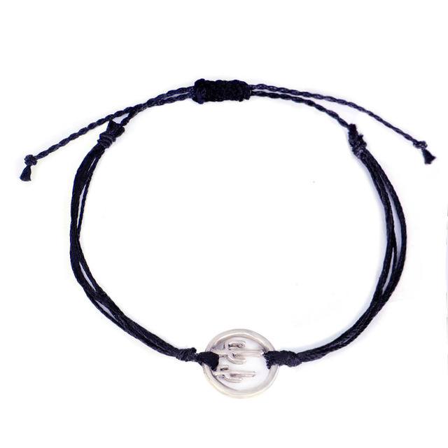 Cactus Pendant Bracelet
