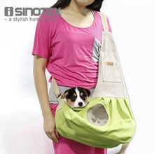 Hot Sale Pet Carrier Cat Field Pack Puppy Doggy Single-Shoulder Dog Carrier Bags For Small Pets(China)