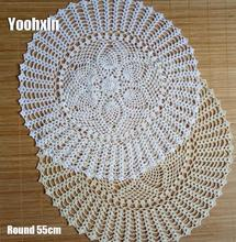 Modern lace round cotton table place mat crochet coffee placemat pad Christmas drink coaster cup mug tea dining doily kitchen modern round lace cotton table place mat crochet coffee placemat pad christmas drink coaster cup mug tea dining doily kitchen