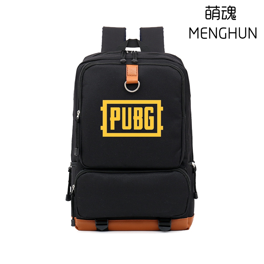 Us 2249 10 Offhot Pc Game Player Unknowns Battlegrounds Backpacks School Bags Pubg Backpack Gift For Boyfriend Game Fans Daily Use Nb197 In