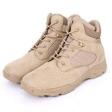 Be A Wolf Zapatos de senderismo al aire libre Tactical Sport Zapatos de hombre Camping Escalada Hombres Mujeres Botas de montaña antideslizante zapatos ultra-ligeros