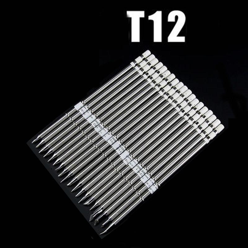 Naliovker T12-JL02 Eisenspitzen f/ür Hakko L?Twerk FX-951 FX-95
