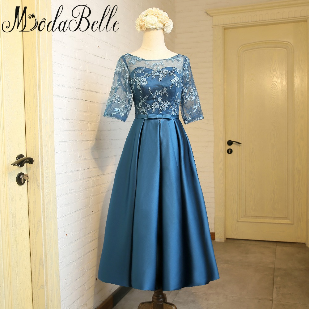 Online Buy Wholesale satin teal bridesmaid dresses from China satin ...