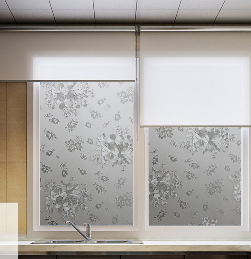 Popular privacy film for glass doors buy cheap privacy for Decorative window glass types