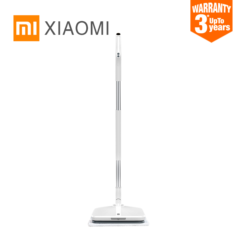xiaomi mijia swdk d260 electric mop handheld wireless electric wiper floor washers wet mopping. Black Bedroom Furniture Sets. Home Design Ideas