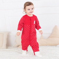 New Fashion Baby Rompers Toddler Boy Clothes Cotton Long Sleeve Newborn Knitted Outwear Baby Girl Jumpsuit Infant Kids Clothing