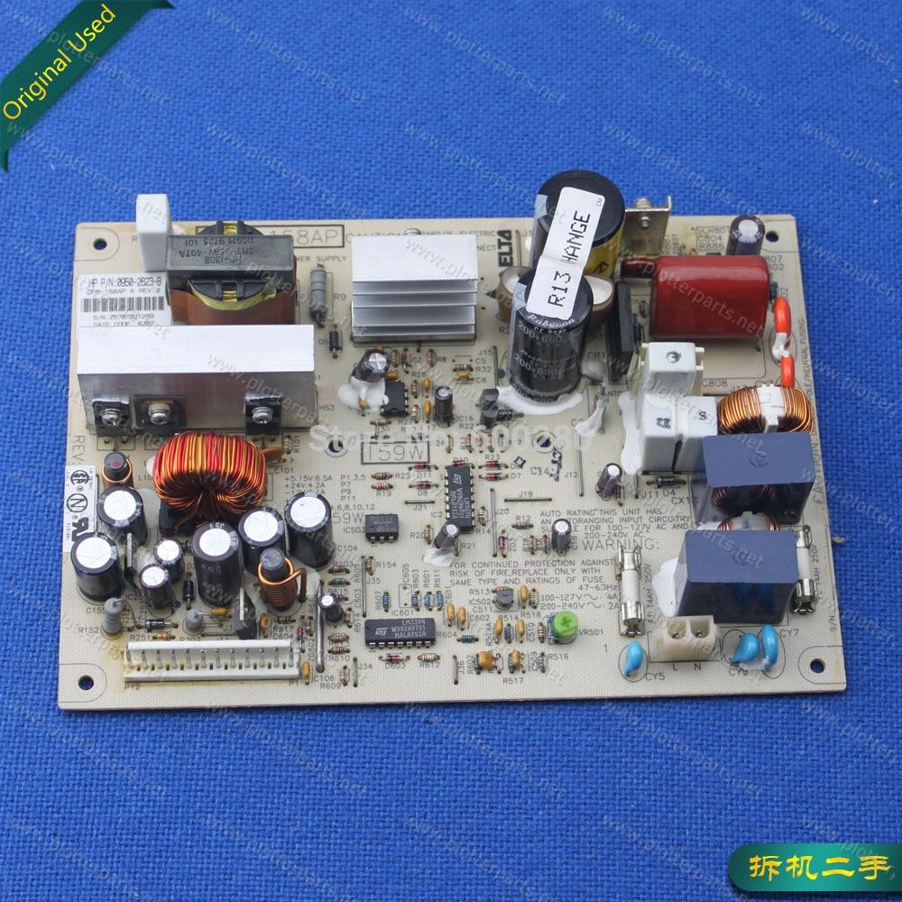 0950-2623 C3195-60168 0950-2417 HP DesignJet 1633 200 220 600 650 Switching power supply Original Disassemble