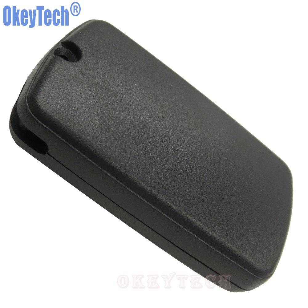 Keyless 2 Button Remote Entry Key Shell Case for Mitsubishi Montero Sport