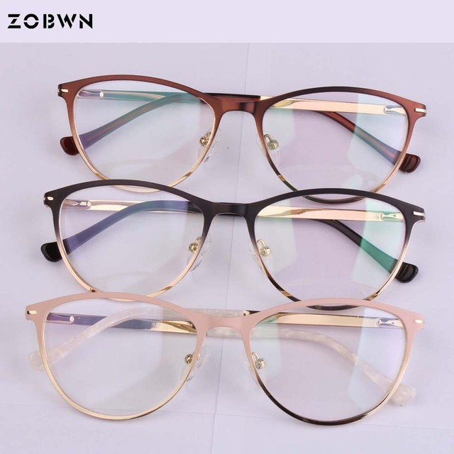 83f6f3c5e0d5 Mix wholesale cat eye glasses Fashion Myopia Men Lunette Women vintage  Eyewear Frame Female Male Business Style for prescription