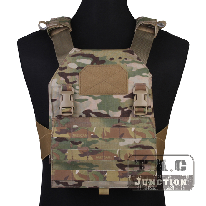 Emerson Tactical Adaptive Plate Carrier APC Multicam MC MOLLE Fast Attack Armor Vest Adjustable Lightweight Assault Vest