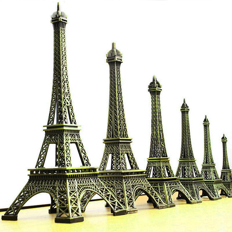 2016 new arrival bronze paris eiffel tower metal crafts for Eiffel tower decorations for the home