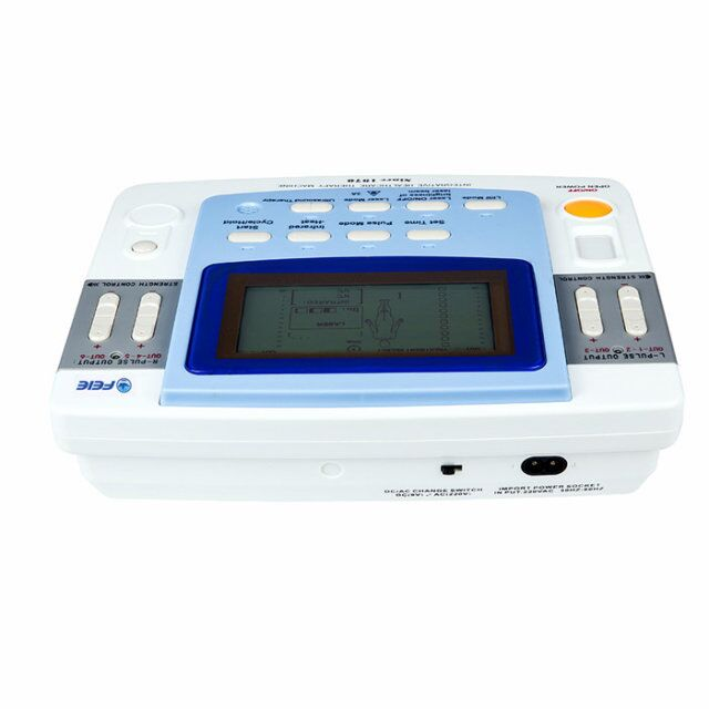 combination ultrasound tens acupuncture laser physiotherapy machine EA-VF29 Medical Equipment ultrasound free shipping ea qsb 017 free shipping