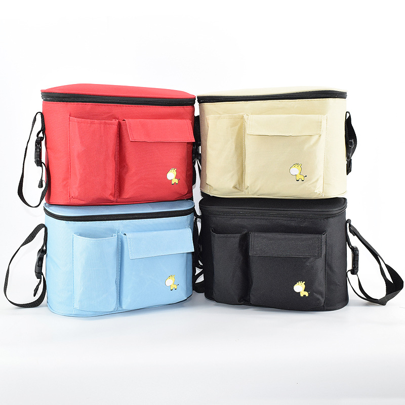 Baby stroller hanging bag mother`s bag and baby carriage accessories Mummy bag with thicker lined YYT323
