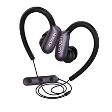 Lesozoh Bluetooth Earphone Sports Headset Wireless Headphones With Built-in Microphone Sweat Proof Music