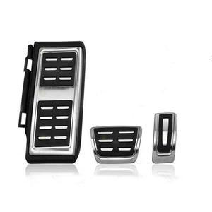 Image 2 - Accessoire pour pédales, couvercle daccélérateur, frein et embrayage, pour repos du pied, pour VW Golf 7 GTi MK7, Seat Leon Octavia A7 Rapid, Audi A3 8V Passat VIII