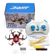 JJR/C JJRC H20 Mini 2.4G 4CH 6Axis Headless Mode Quadcopter RC Drone Dron Helicopter Toys Gift RTF VS CX-10 H8 H36 Mini HOT! цена в Москве и Питере