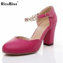 Бесплатная доставка туфли на каблуках платформы женщин сексуальное модной обуви насосы P12480 EUR размер 34-42