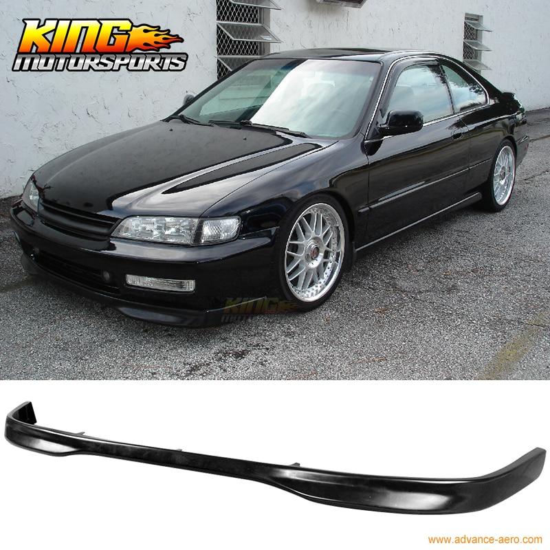Fit 1996 1997 Honda Accord Front Bumper Lip Spoiler