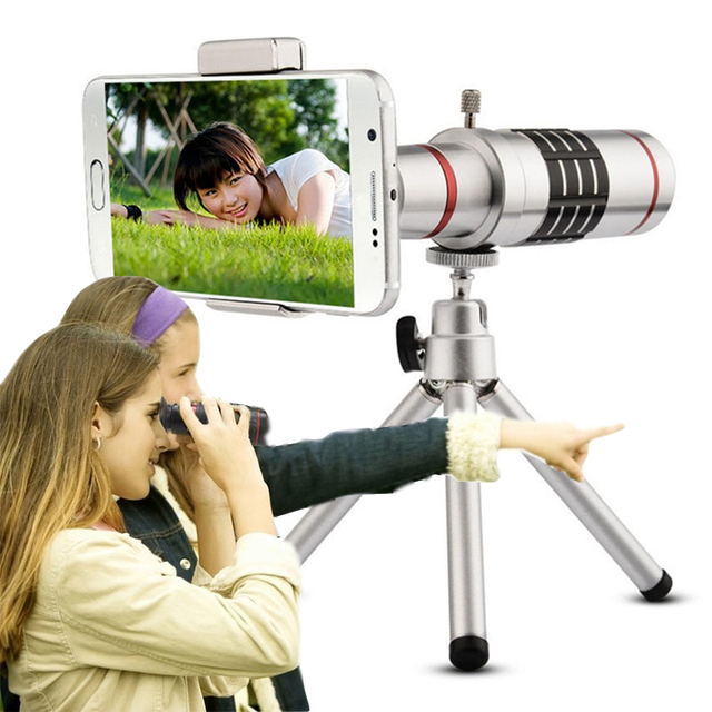 18x Telescope Camera Zoom Optical Cellphone