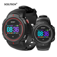 SCELTECH F13 Bluetooth Smart Watch Real IP68 Waterproof Multi sport mode swimming Push Message Fitness tracker Sport Smartwatch