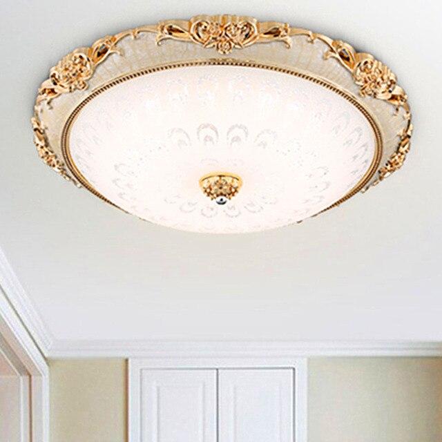 aliexpress koop moderne plafondlamp led 110 v 220 v ronde