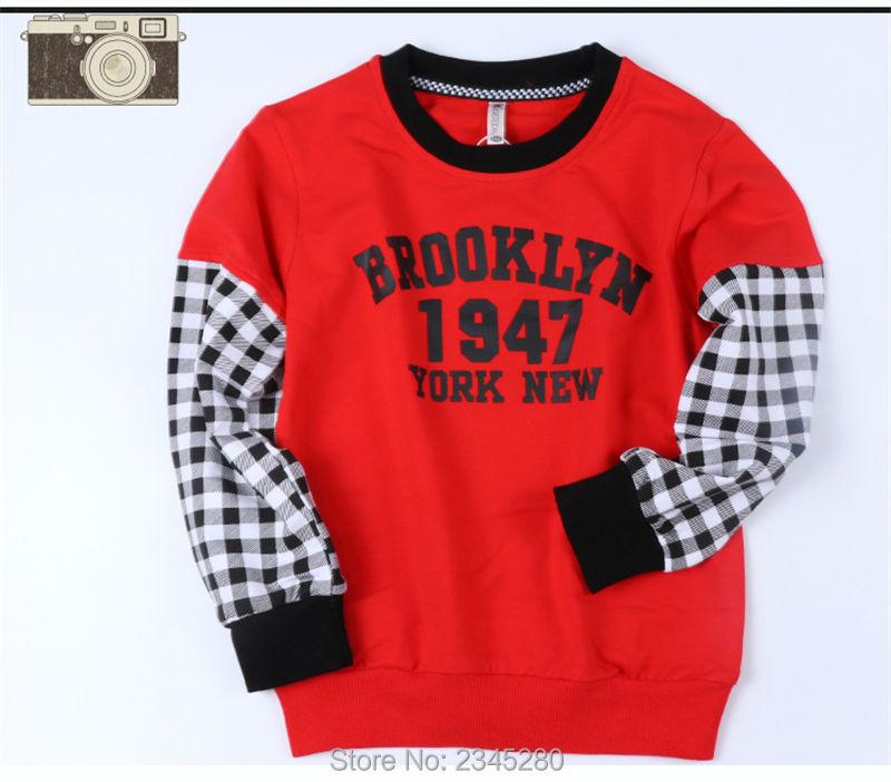 T-Shirt For Boy Sweater Ruffle Raglan Shirts Child Bobo Choses  The Boys Clothes Kids Tees Children Tops Teenage Boys Clothing 14