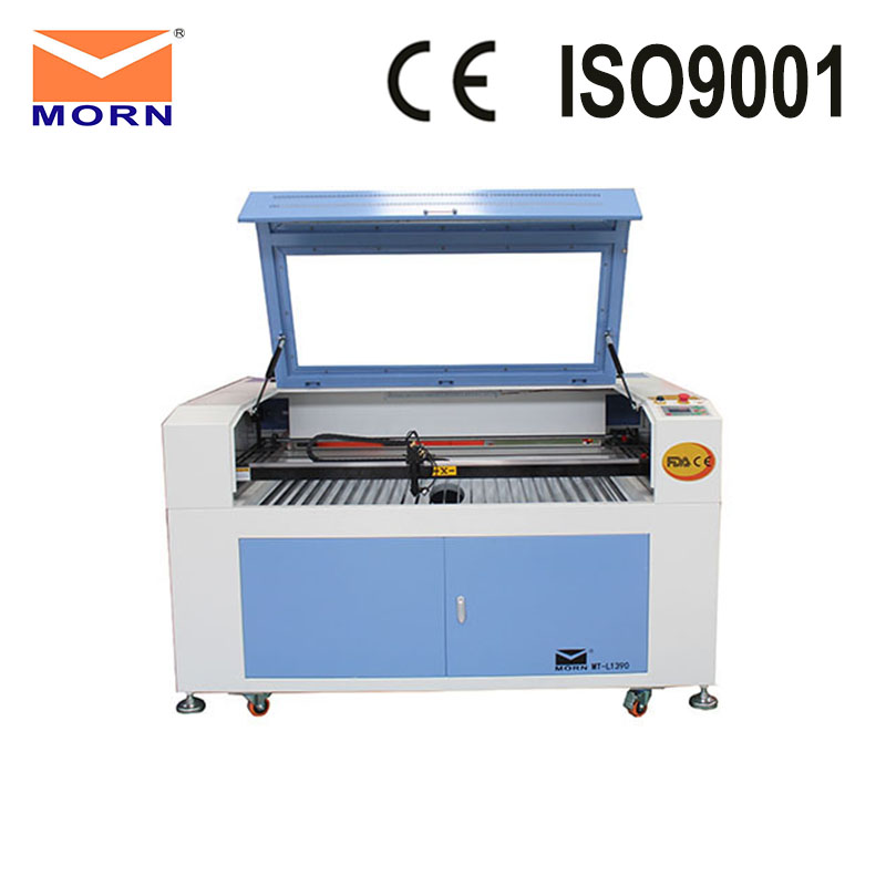 CNC machine CO2 laser engraving and cutting laser engraver caving machine 80W 100W 130W 150W EFR laser tube