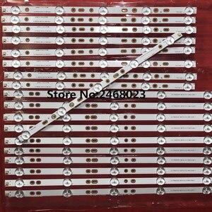 """Image 4 - 12 أجزاء/وحدة ل ذلك نيويورك 75 """"KDL 75W850C LED شريط إضاءة خلفي 750TV07 V1 CX 75S01E02 2B753 0 E 59K 4638 T 5 + 8led"""