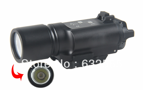 Tactical M3 Sure fire X300 Cree Ultra LED Weapon Light for hunting