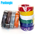 Panlongic 5 Meters UL1007 Wire 24awg 1.4mm PVC Electronic Cable UL Certification