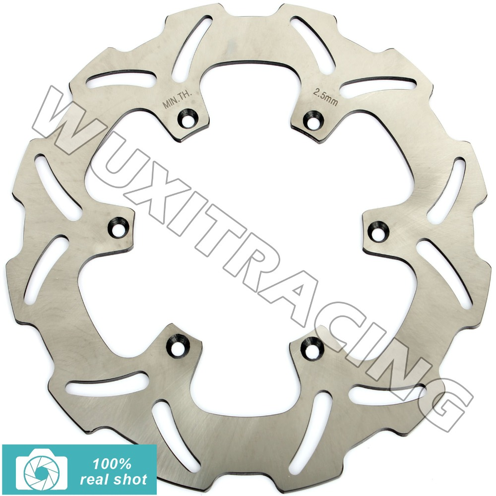 ФОТО Front Brake Dsic Rotor for RMX250 88 89 90 91 92 93 94 95 96 97 98 RMX S 250 DRZ E S 400 00 01 02 03 04 05 06 07 08 09 10 11 12