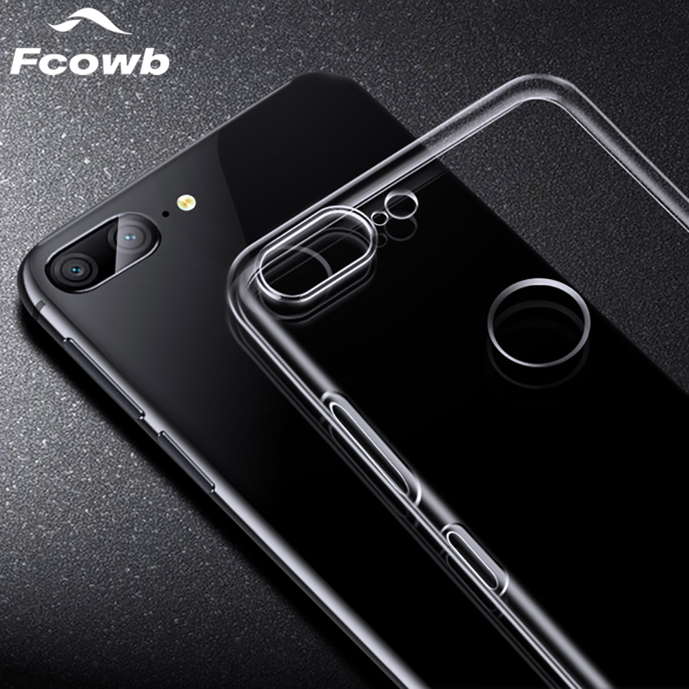 best website 37783 a15a5 Soft Huawei Honor 9 Lite Case TPU Silicon Transparent Fitted Clear Bumper  Back Cover Huawei Honor 8 Lite Case
